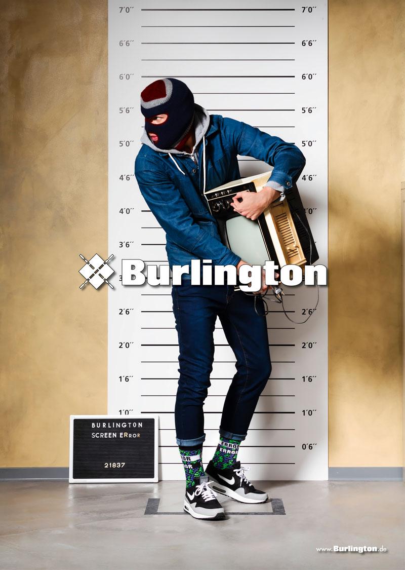Vetements Burlington à Lens - Blondeau