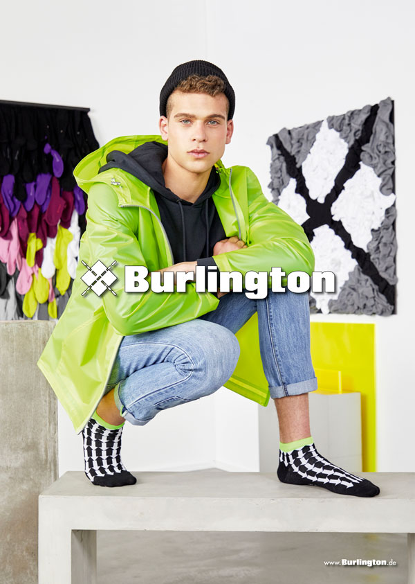 Vetements Burlington à Lens - Blondeau